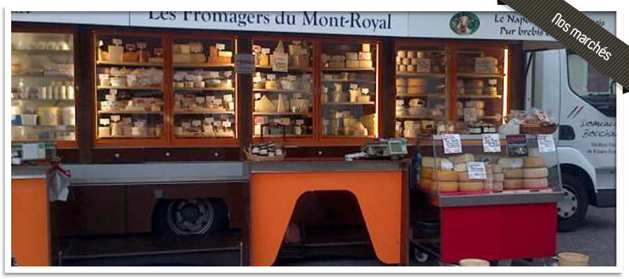 Fromages du Mont-Royal - Dominique Bouchait