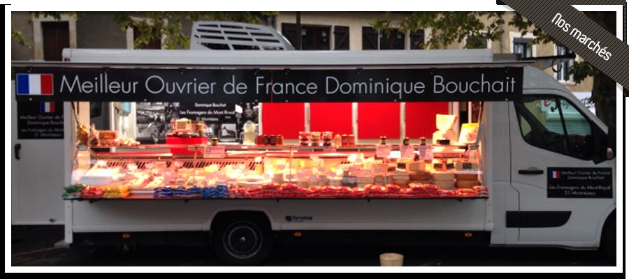 Fromages du Mont-Royal - Dominique Bouchait