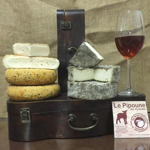 Fromages des Pyrénées, Mont Royal à Montréjeau